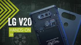 Společnost LG představila nový telefon V20