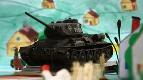 Ruská pohádka o tanku T-34 je určena hlavně dětem