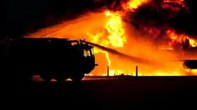 Ohnivá zkáza: Požáry na ostrově Gran Canaria se vymkly kontrole - anotační foto
