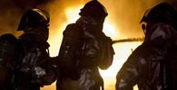 Při požáru obytného komplexu v  Ho Či Minově Městě zemřelo 13 lidí - anotační obrázek