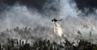 Ohnivé peklo: Rozsáhlé požáry spalují jih Austrálie, Sydney v ohrožení - anotační foto