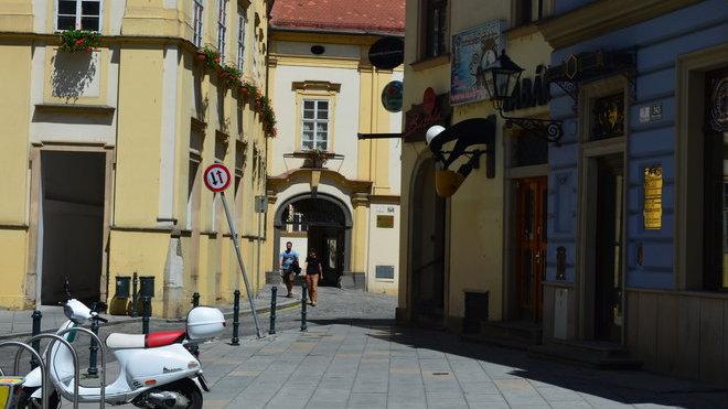 Brno, Městská část Brno střed