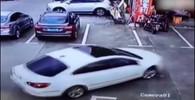 VIDEO: Řidička přejela na parkovišti tři děti - anotační obrázek