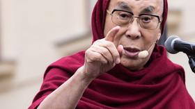 Tibetský duchovní vůdce dalajlama navštívil Prahu (17. října 2016)