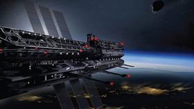 Koncept vesmírné stanice Asgardie (autor: James Vaughan)
