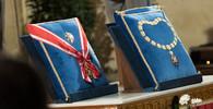 Udělování státních vyznamenání prezidentem Milošem Zemanem