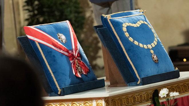 Udělování státních vyznamenání prezidentem Milošem Zemanem dne 28. října 2017