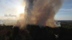 V Alabamě explodoval ropovod, jeden mrtvý a sedm zraněných