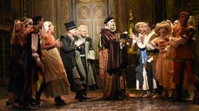 Předpremiéra muzikálu Mefisto v divadle Hybernia