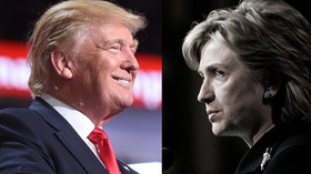 Donald Trump a Hollary Clintonová