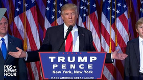 Donald Trump, 45. prezident USA
