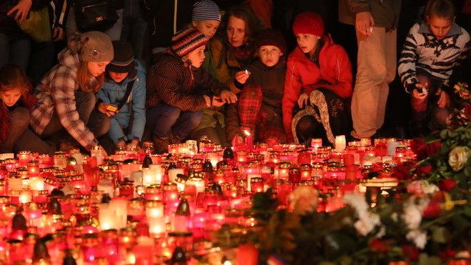 Česko slavilo 17. listopad