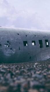 Letecká nehoda, ilustrační foto