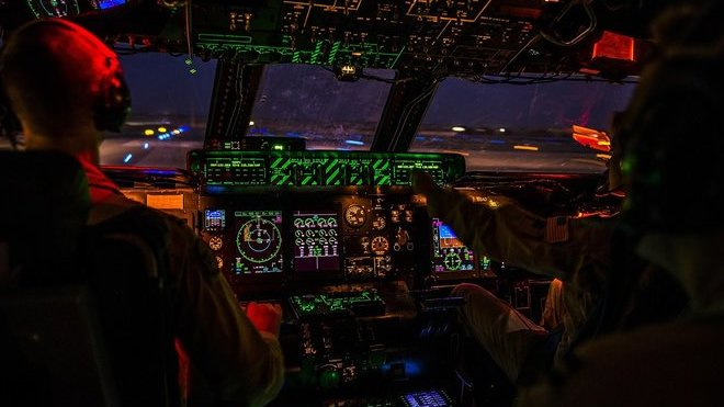 Letadla, ilustrační foto