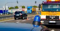 Polská policie, ilustrační foto