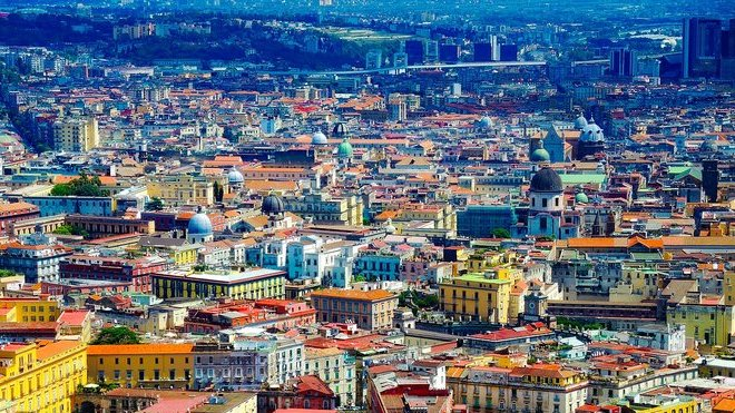 Itálie, ilustrační foto
