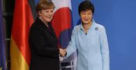 Proces s jihokorejskou exprezidenkou začal. Hrozí jí doživotí - anotační obrázek