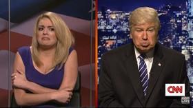 'Grab That P*ssy' Alec Baldwin ROASTS Donald Trump On SNL