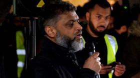 Muslimská demonstrace v Londýně: Alláhu Akbar, chceme chalífát, skandoval dav
