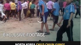 Otřesné záběry z KLDR: V dolech a kamenolomech musí pracovat už pětileté děti
