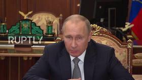 Zavraždění velvyslance bylo podle Putina provokací