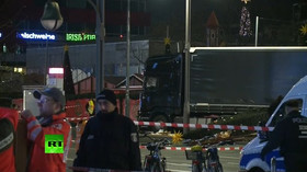 Teroristický útok na vánočních trzích v Berlíně (19.12.2016).
