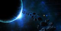 Vesmír, Asteroidy