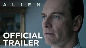 Oficiální trailer na film Alien: Covenant