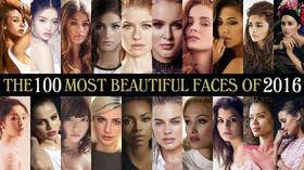 100 nejhezčích ženských tváří na světě