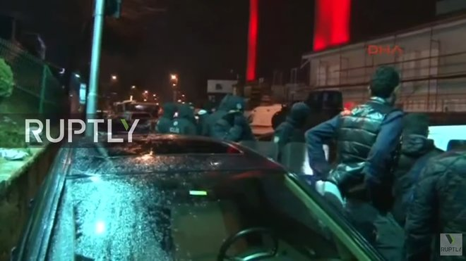 teroristický útok v Reina Night Club, Turecko (1.1.2017)