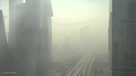 Peking zahalil neprostupný smog