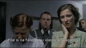 Pád Třetí říše jinak aneb parodie na reklamní leták z Lidlu