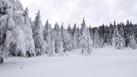Nová výstraha: V noci bude sněžit, vydatněji na východě Česka - anotační foto