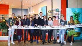 Kusmi Tea/Chodov: Butik Paris Kusmi Tea v OC Chodov