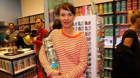 Kusmi Tea/Chodov: Lenka Vlasáková má vybráno