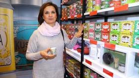 Kusmi Tea/Chodov: Veronika Freimanová