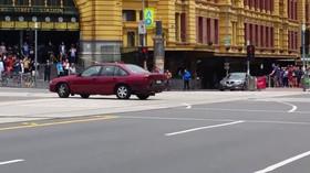 VIDEO: Šílenec vjel autem do davu: Tři mrtví, desítky zraněných - anotační foto