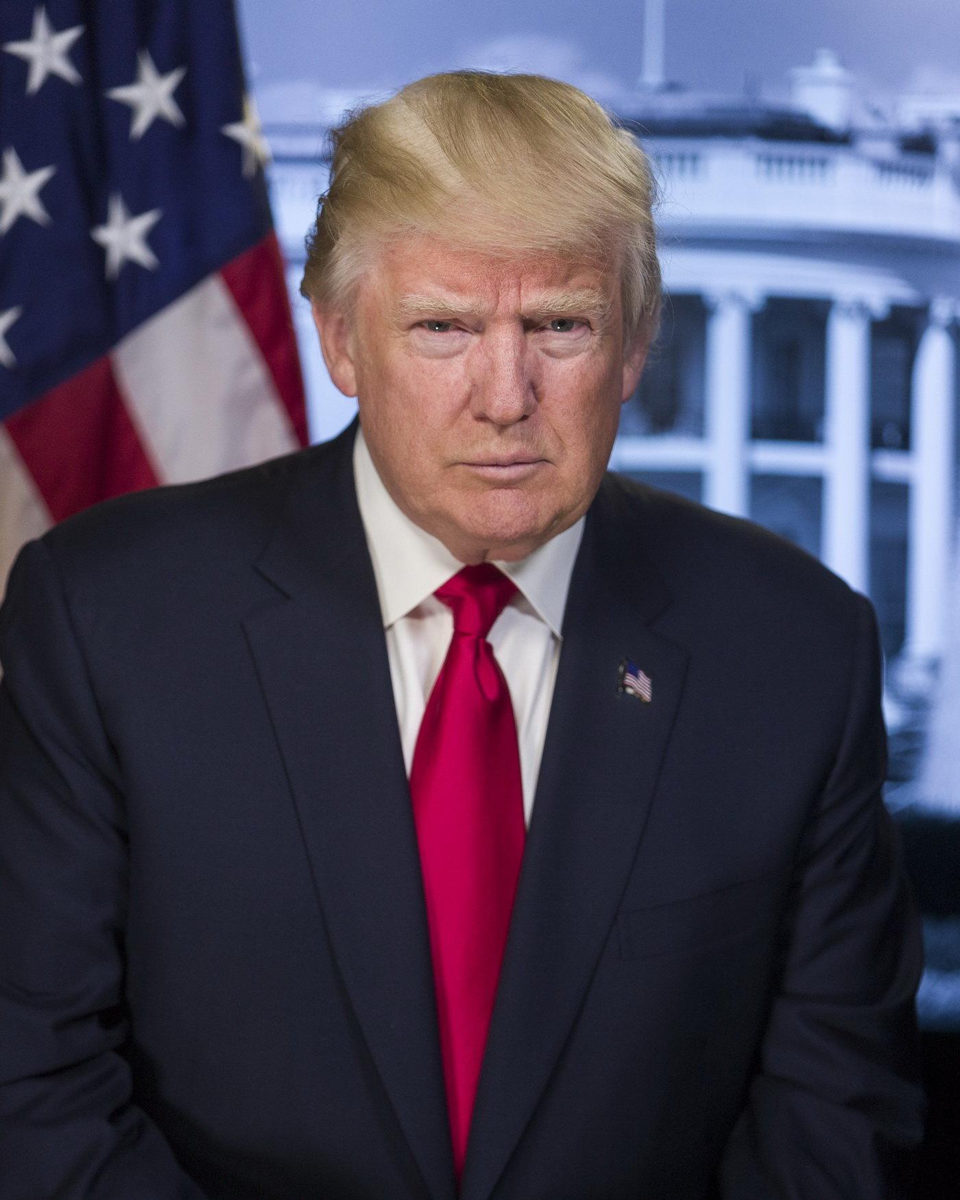 Donald Trump, 45. prezident USA