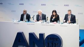 4. celostátní sněm hnutí ANO