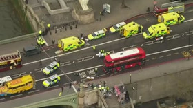 Teroristický útok před Westminsterským palácem v Londýně