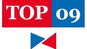 TOP 09 má nové logo
