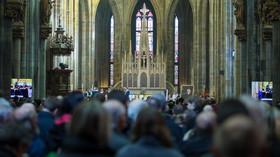 V chrámu sv. Víta na Pražském hradě se konal pohřeb kardinála Miloslava Vlka