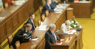 Fiala, Pikal, Okamura, Filip a Hamáček budou kandidovat na post místopřesedy - anotační obrázek