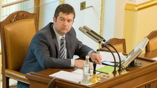 Jan Hamáček, ministr vnitra a předseda ČSSD