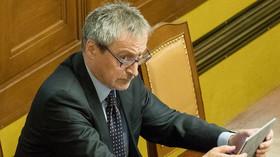 Martin Stropnický v Poslanecké sněmovně