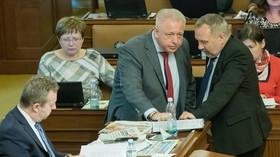 Milan Chovanec v Poslanecké sněmovně