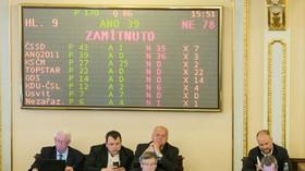 Lháři a podvodníci v politice Čechy táhnou. A jejich trpělivost roste - anotační foto