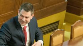 Jiří Havlíček v Poslanecké sněmovně