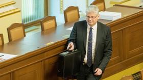 Miloslav Ludvík v Poslanecké sněmovně