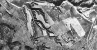 Oblast masakru v Babím Jaru (Ukrajina) roku 1943.